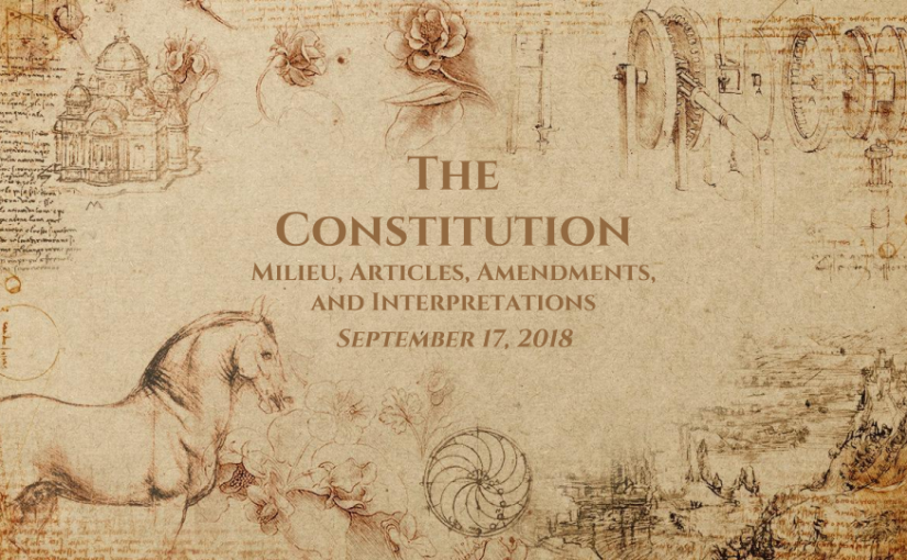 Quick Overview: The U.S. Constitution