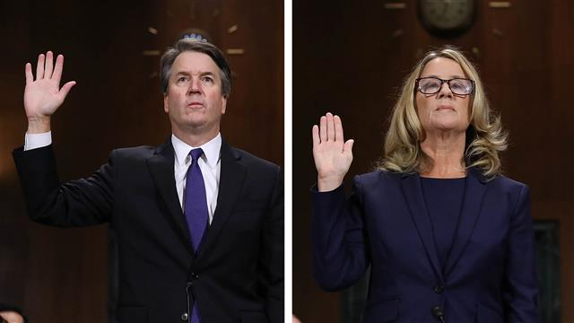 Kavanaugh v. Ford et al.