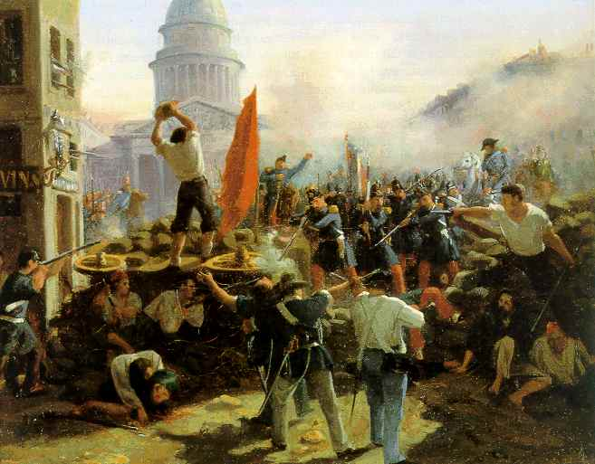 Thoughts on the Revolutions of1848