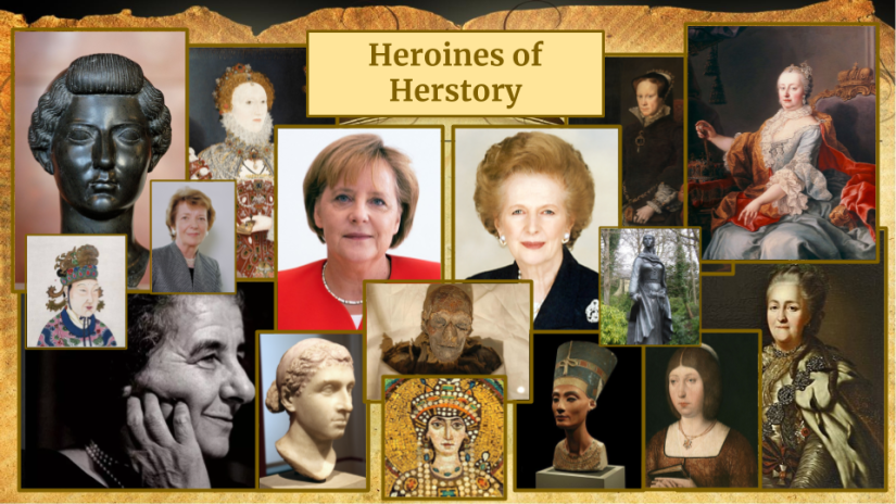 Phenomenal Females: Heroines of Herstory