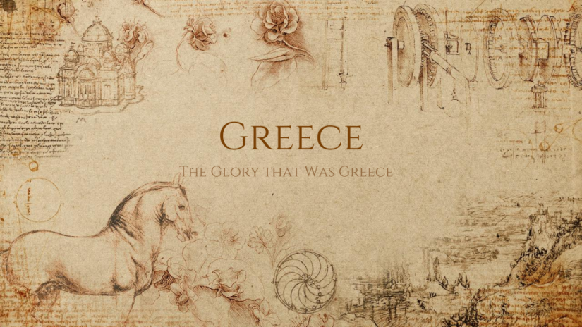 Greece: The Fast Forty(Minutes)